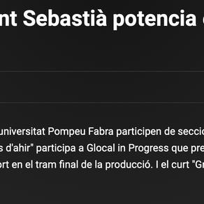 """TV3 habla de """"LES DUES NITS D'AHIR"""""""