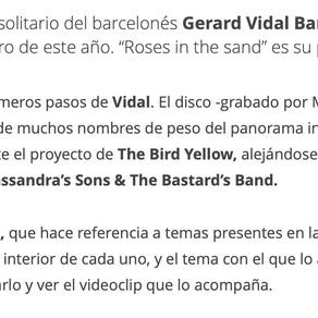 "MONDOSONORO estrena ""Roses in the sand"" de The Bird Yellow"