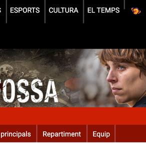 """3 raons per no perdre't """"La fossa"""", el thriller protagonitzat per Nausicaa Bonnín. TV3"""