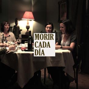 """Paula Vives en """"Morir cada día"""" de Aitor Echeverría."""