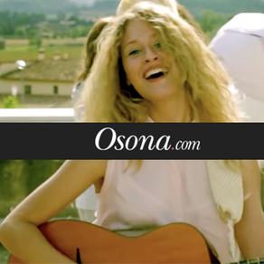 """Ju Roca y su videoclip """"Temps""""."""