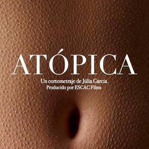 """Katrin Vankova protagoniza """"Atópica""""."""