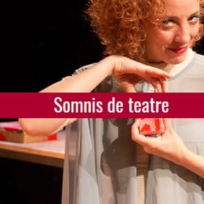 Miriam Marcet en Butaques i Somnis.
