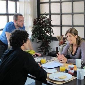 TORNEM-HI! Cortometraje dirigido por Ferran Carvajal, en el Festival de Cine de Girona.