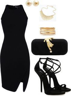 7227d09fee98ee4ddd6428b7ae1caee4--black-dress-outfits-date-outfits