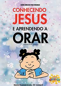 Conhecndo Jesus E Aprendendo a Orar