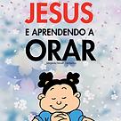 capa conhecendo a jesus e aprendendo a o