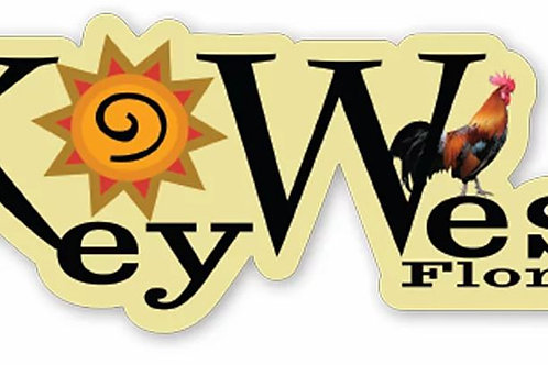 WHSL Custom City and State Die-Cut Vinyl Bumper Sticker