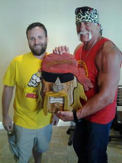 Custom Hogan Wall Art