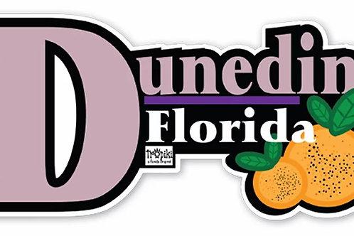 WHSL Custom Orange with your City & State Die-Cut Vinyl Bumper Sticker
