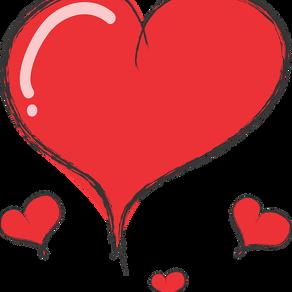 『愛のハート』