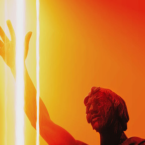 『光を掴む』