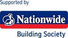 Supported by Nationwide BS 2019 Logo sRG