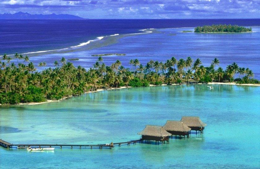 Vahine Island ****
