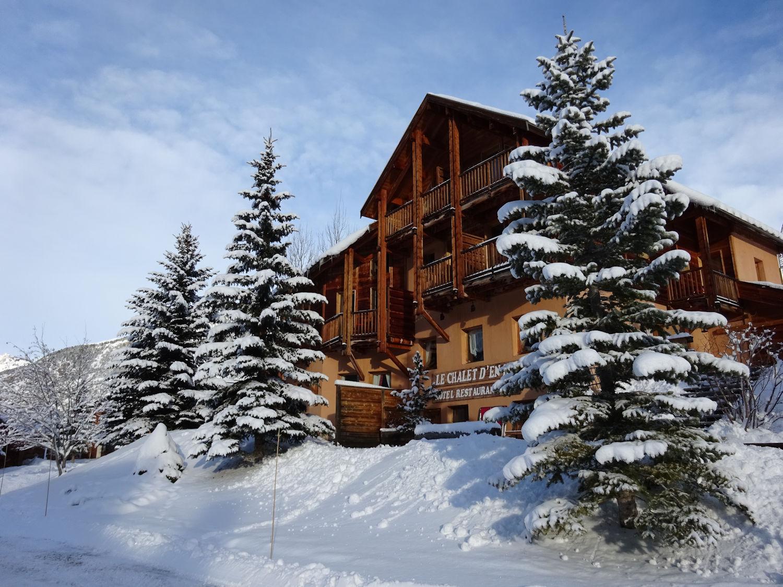 Chalet d'en Ho - Nevache - Alpes Sud