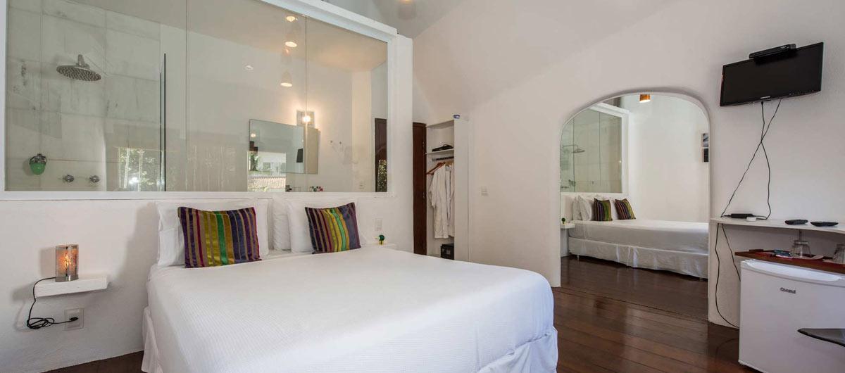 Les Jardins de Rio Suite Hôtel