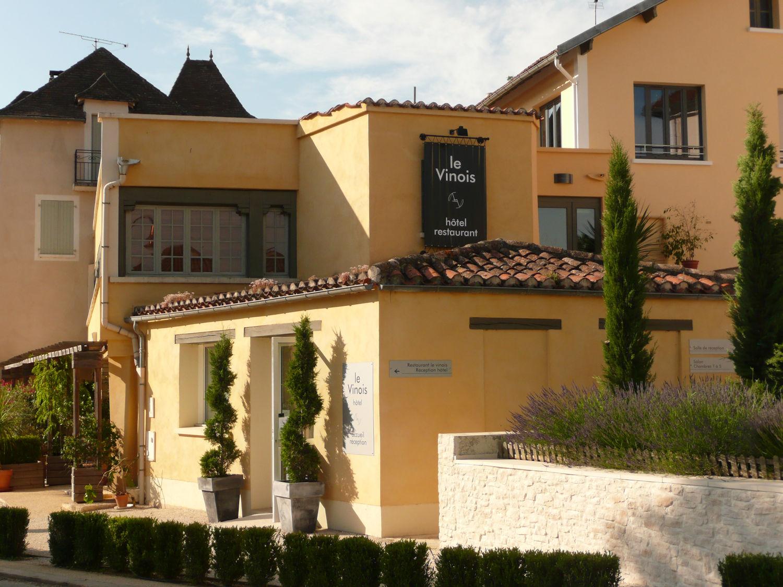 Hôtel le Vinois ***