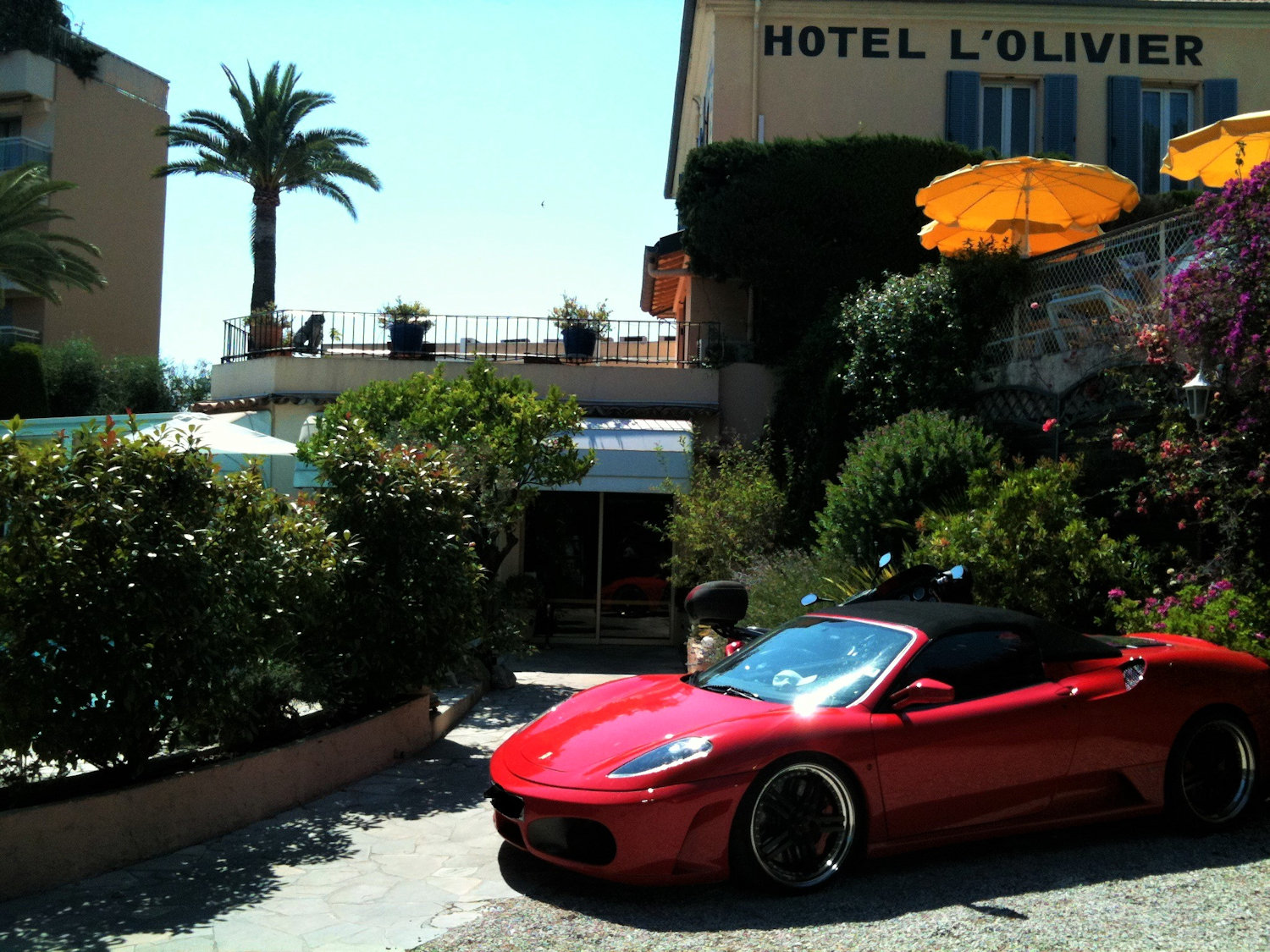 Hotel Olivier Cannes