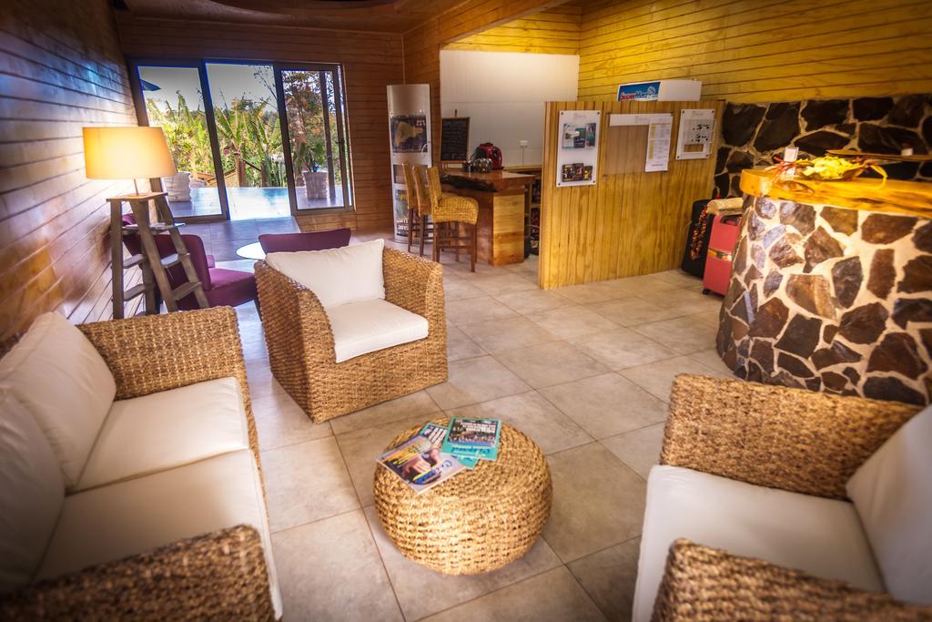 Rapa Nui hotel Ile de Paques