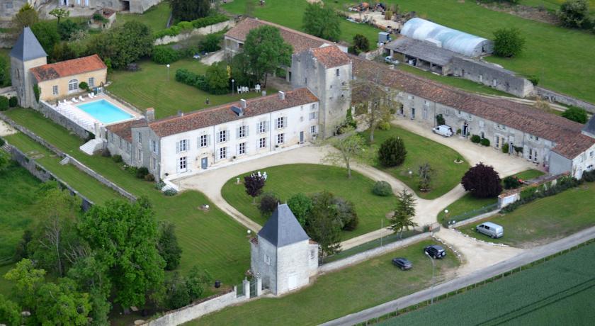Château de Laléard ***