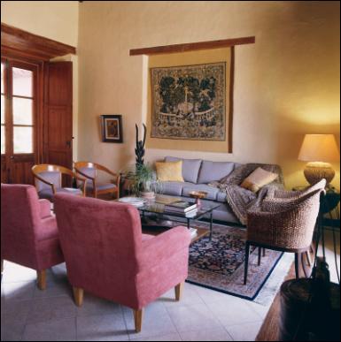 La Siranda Casa hotel Mexique