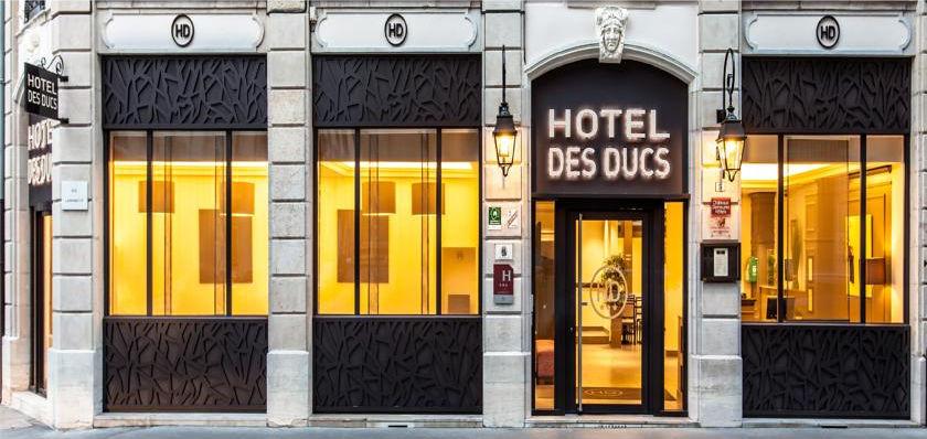 Hôtels des Ducs ***