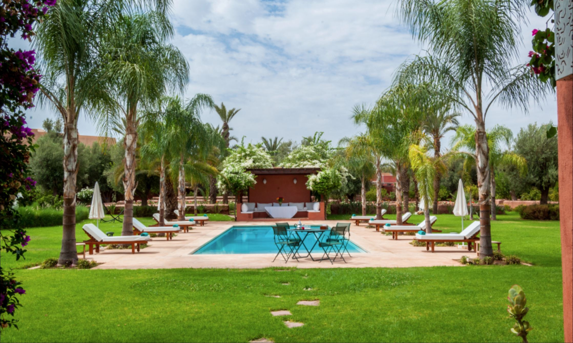 Villa Jardin Nomade