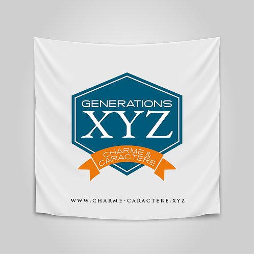 50x50 Drapeau / Flag Generation XYZ