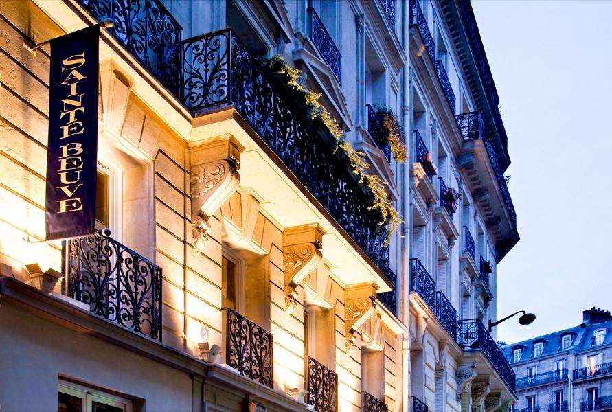 Hôtel Sainte Beuve ****