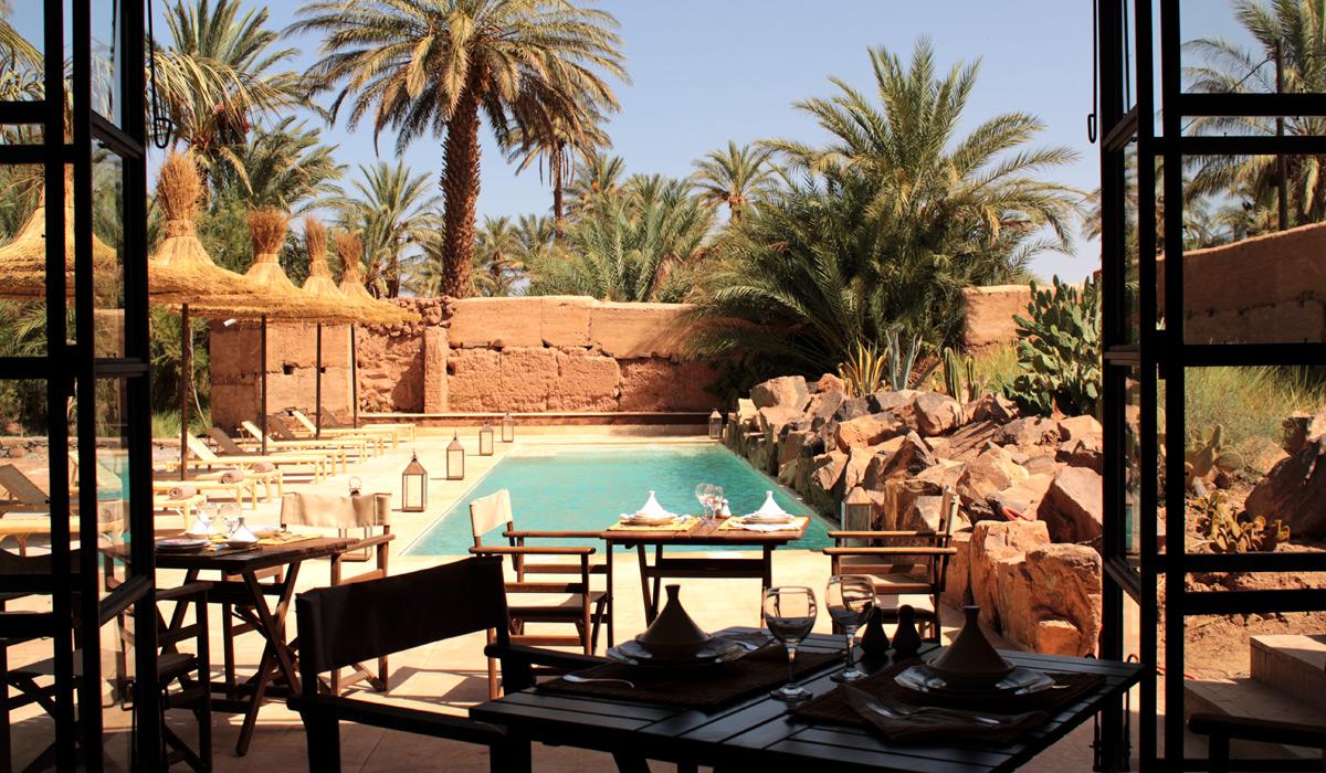 Azalaï Hotel Desert Lodge