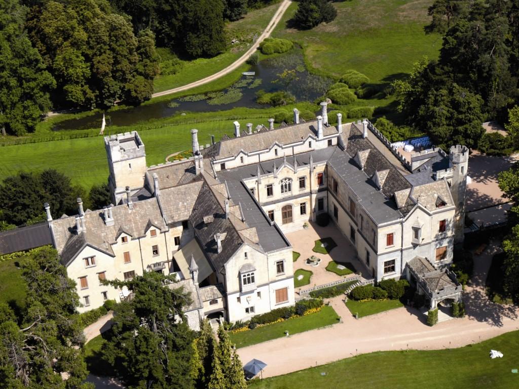 Golf & Château
