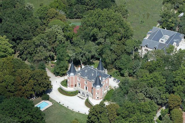 Le Pavillon du Château ****