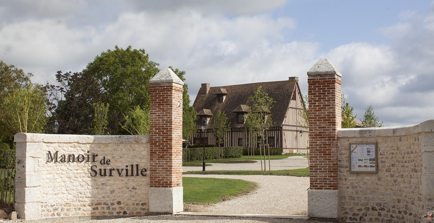 Le Manoir de Surville ****