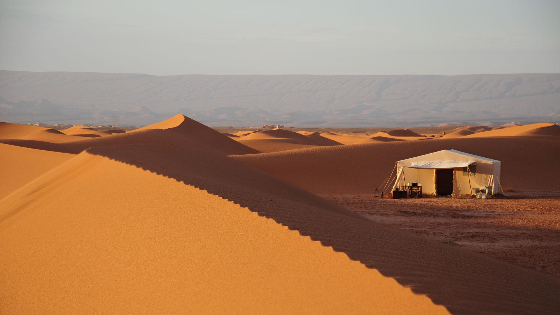 Azalaï Desert Morocco Camp