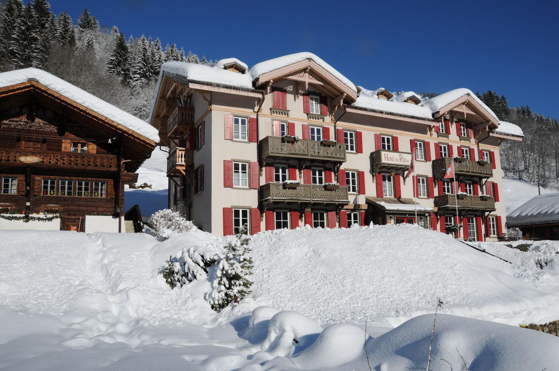 Hotel du Pillon ***