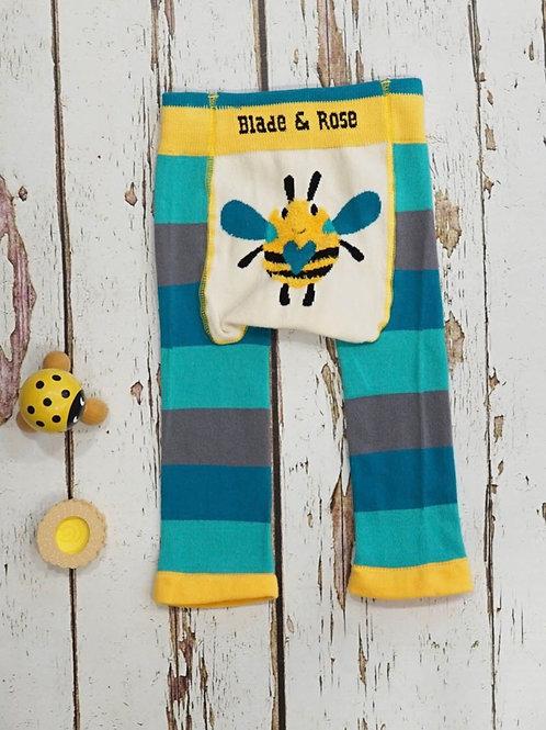 Buzzy Bee Leggings