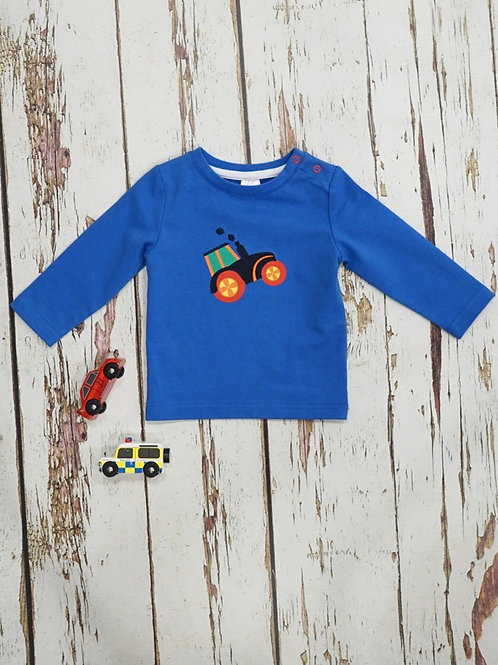 Farmyard Tractor Top