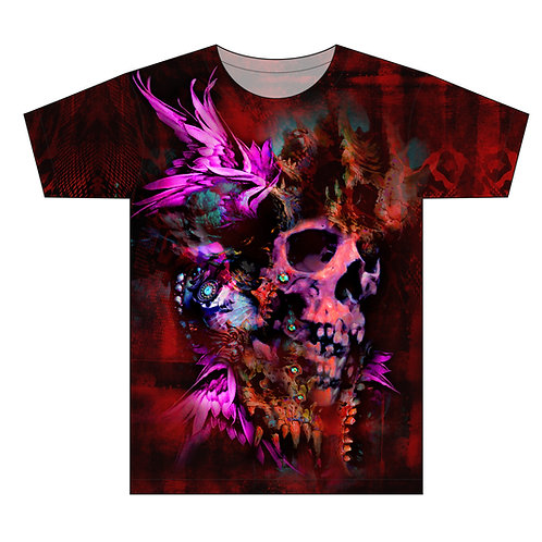 -Skull Hunter Carnival Limited Man T-shirt
