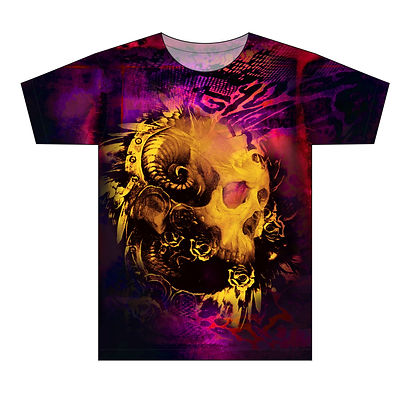 fire-skull-design-wickedkulture-man-tshi