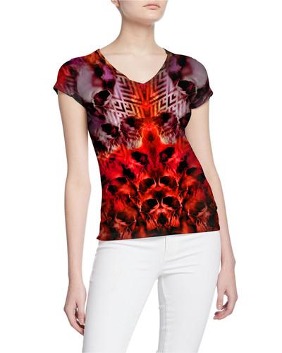Women-Tshirt-TormentedSkulls-and-Rhombus