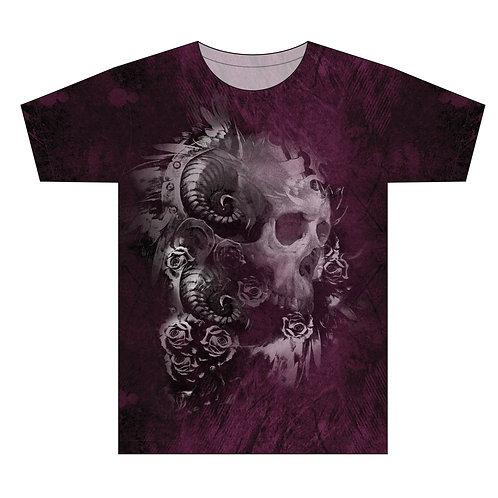 Demon Apache tattoo Vintage Man T-shirt