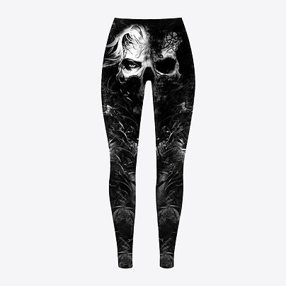 Wickedness-Skull-Tattooed-Legging-Wicked