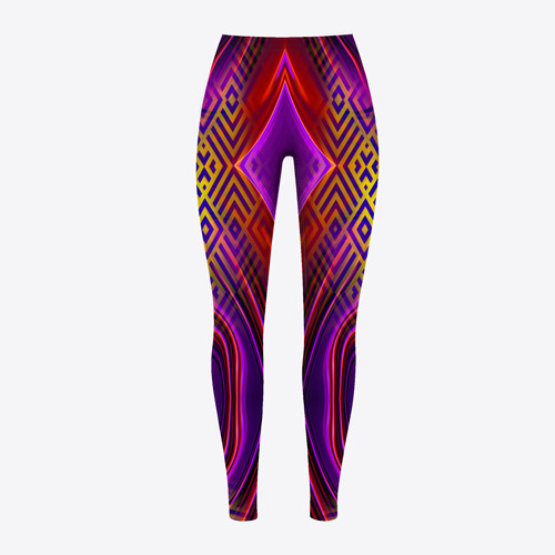 Gorgeous-Rhomboid-In-Space-Front-Legging