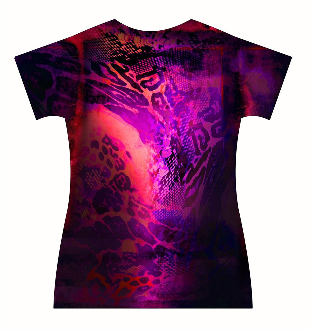 STORE-Ladies-V-neck-Colorful-AnimalPrint