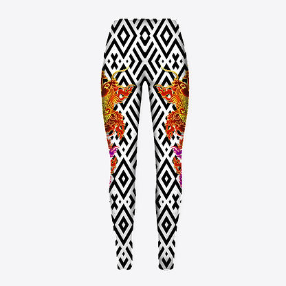 Dragon-Tattoo-Lozenges-seamless-pattern-