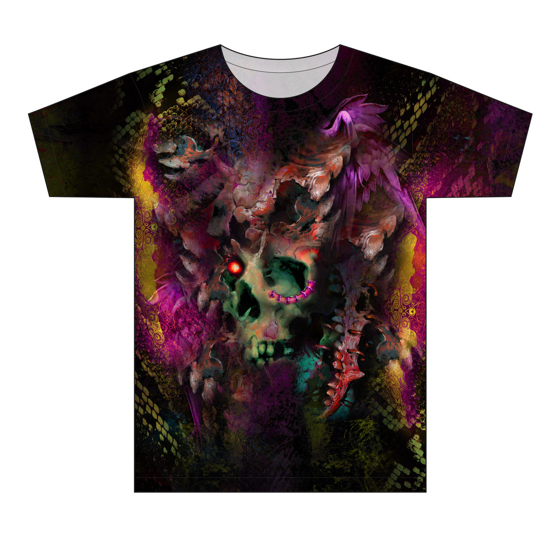 hellraizer-animal-wickedkulture-man-tshi