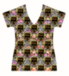 STORE-Ladies-V-neck-Gorgeous-Exclusive-R