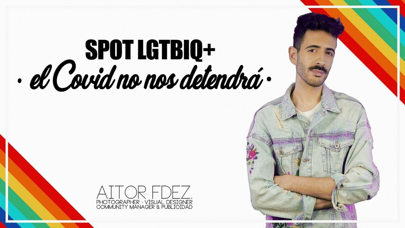 EL COVID NO NOS DETENDRÁ #Lgtbi #Orgullo2020