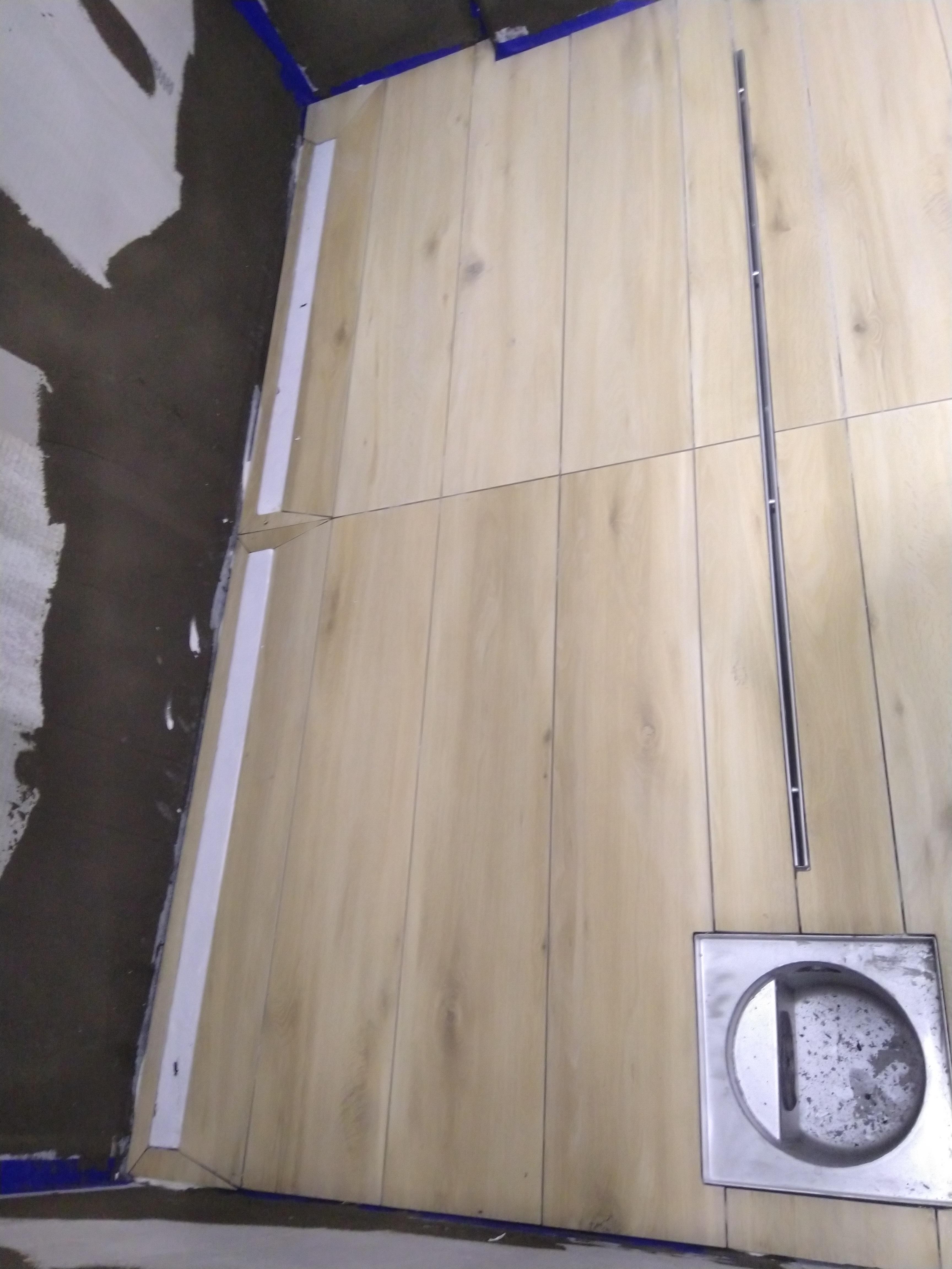 Piatto doccia TREVERK