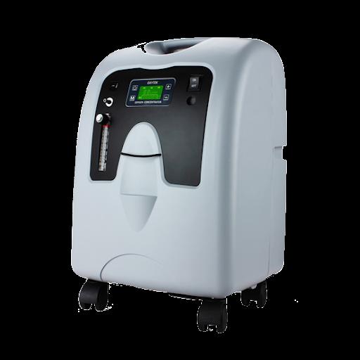 Concentrador de Oxígeno 10 Litros por Minuto Grado Médico